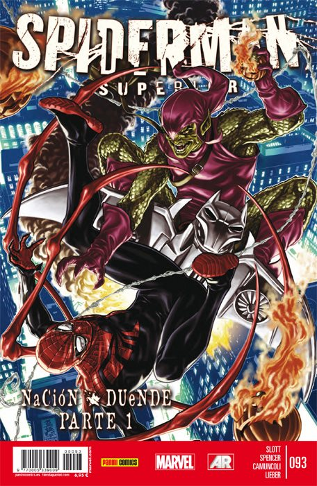 Spiderman / Spiderman Superior (2006--) panini comics
