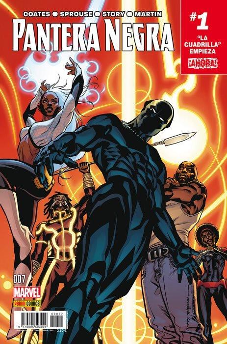 Pantera Negra (2016-) #7