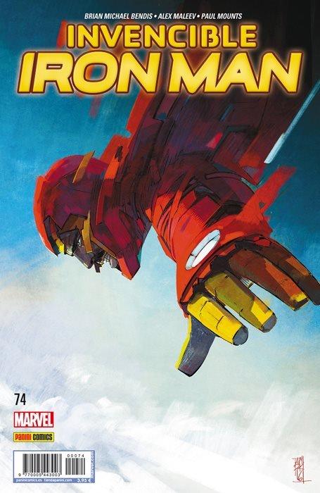 El Invencible Iron Man Vol. 2 (2011-) #74