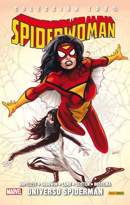 Spiderwoman. 100% Marvel #1