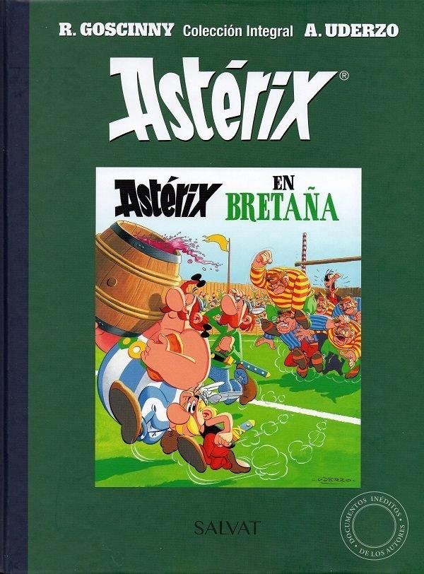 Astérix. Colección Integral #18