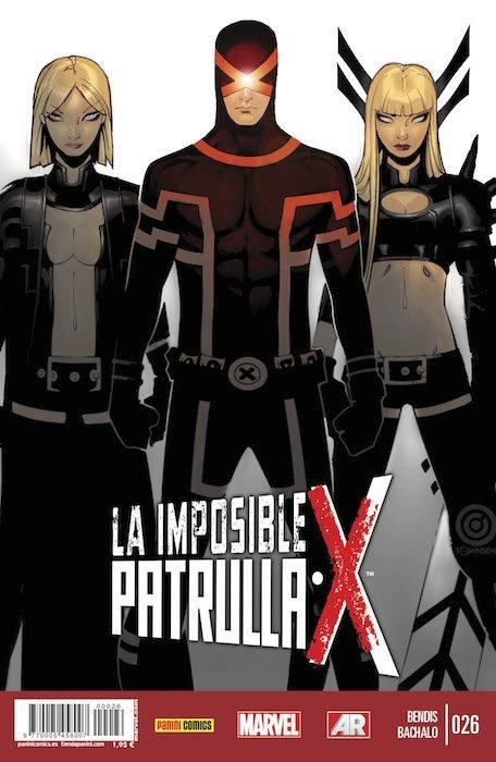 La Imposible Patrulla-X Vol.2 panini comics