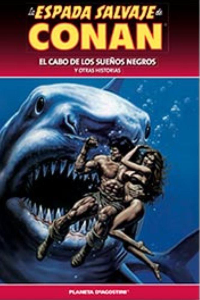 La Espada Salvaje de Conan #73