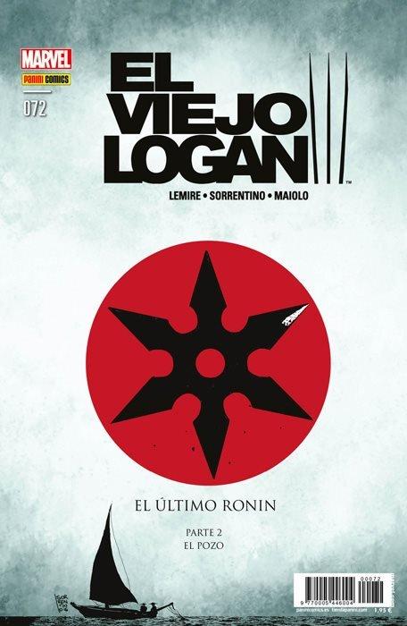 Lobezno Vol.5 / Salvaje Lobezno / El viejo Logan Vol.2 #72