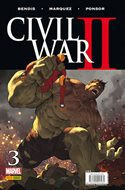 Civil War II (Grapa. Color) #3