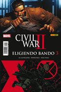 Civil War II. Eligiendo bando (Grapa) #3