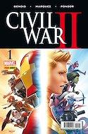 Civil War II (Portadas alternativas Grapa) #1.4