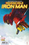 El Invencible Iron Man Vol. 2 (2011-) (Grapa) #74