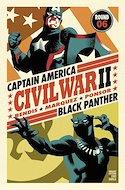 Civil War II (Portadas alternativas Grapa) #6