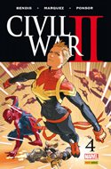 Civil War II (Grapa. Color) #4