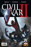 Civil War II (Grapa. Color) #6