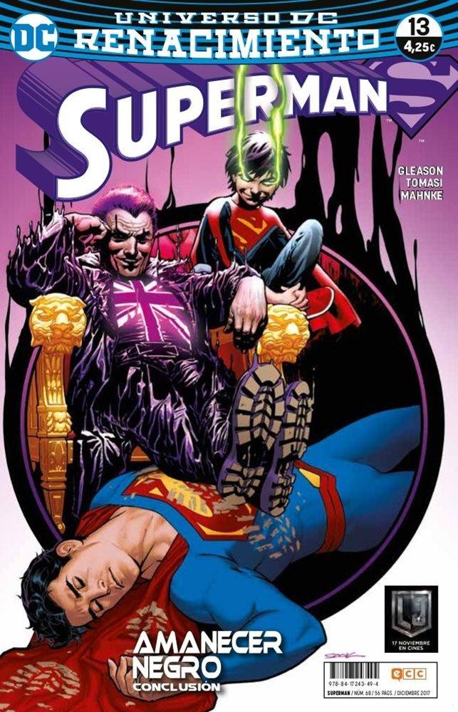 Superman. Nuevo Universo DC / Renacimiento #68
