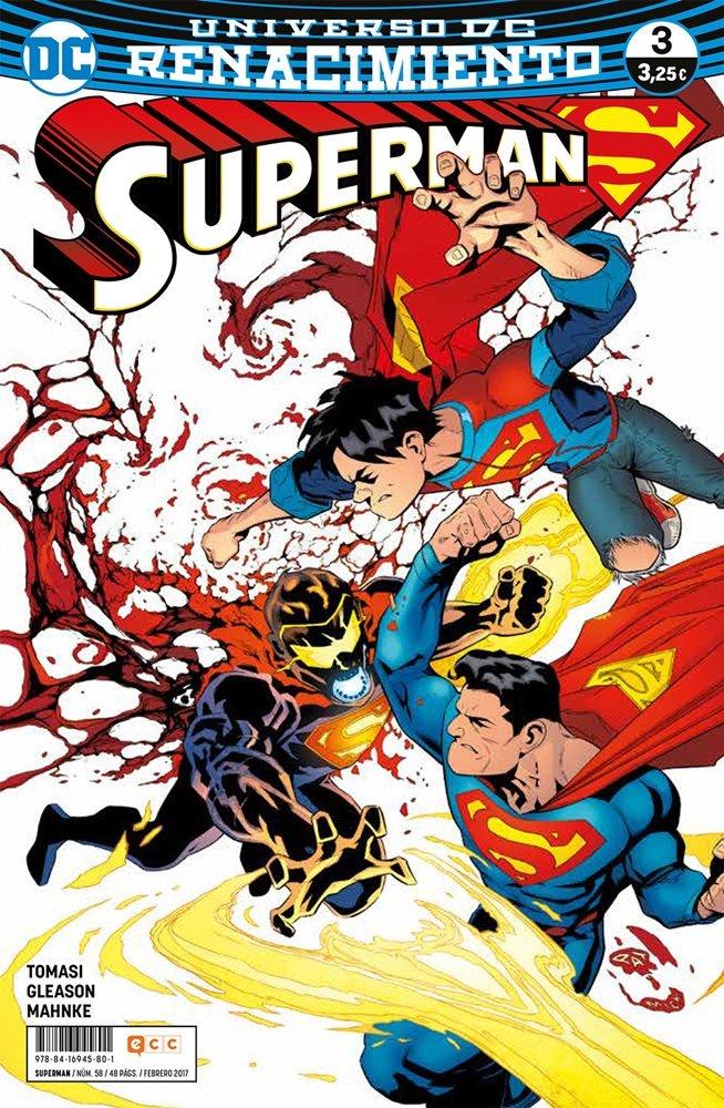 Superman. Nuevo Universo DC / Renacimiento #58