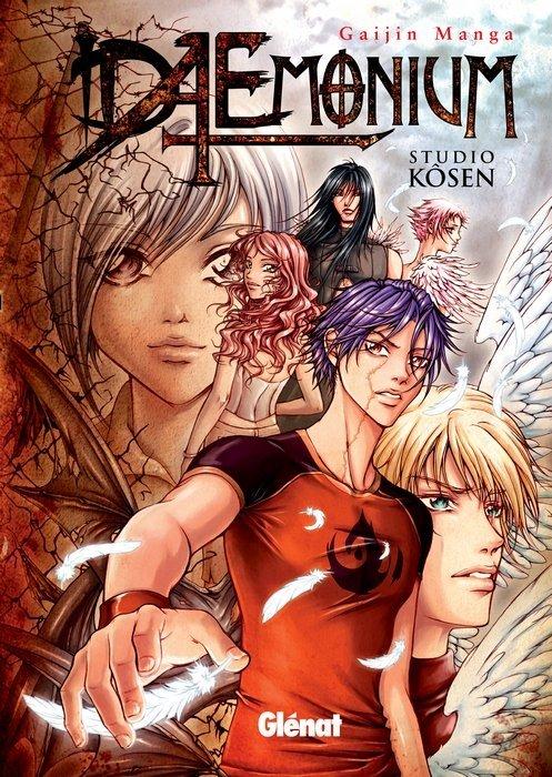 Daemonium. Gaijin Manga
