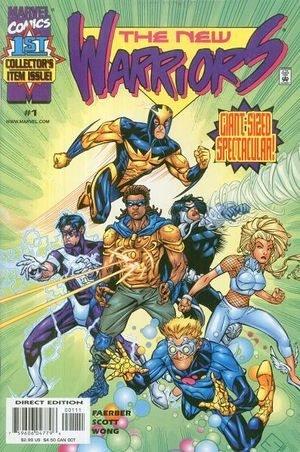 New Warriors second team 1999