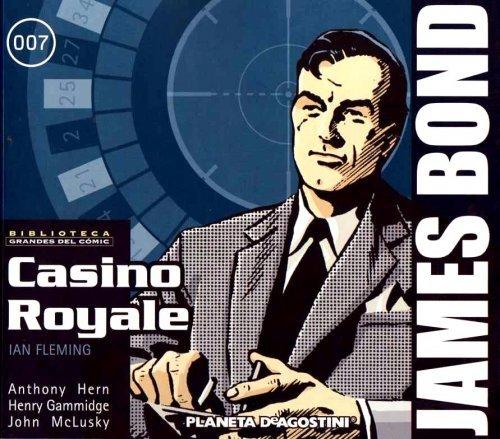 James Bond. Biblioteca Grandes del Cómic (Planeta Cómic)