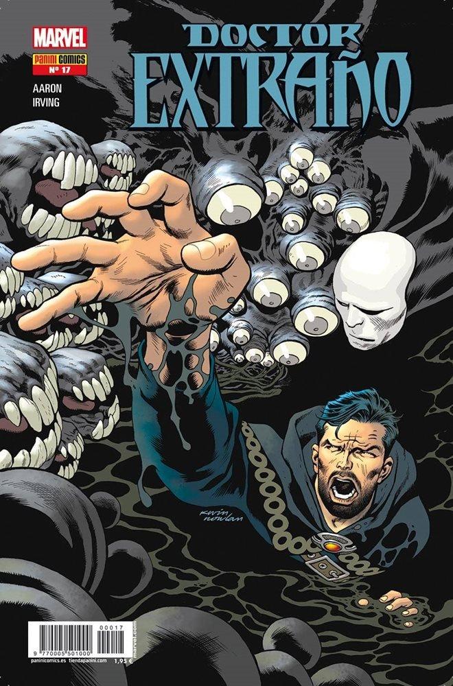 Doctor Extraño (2016-) #17
