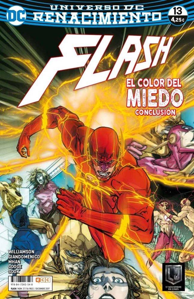 Flash. Nuevo Universo DC / Renacimiento #27