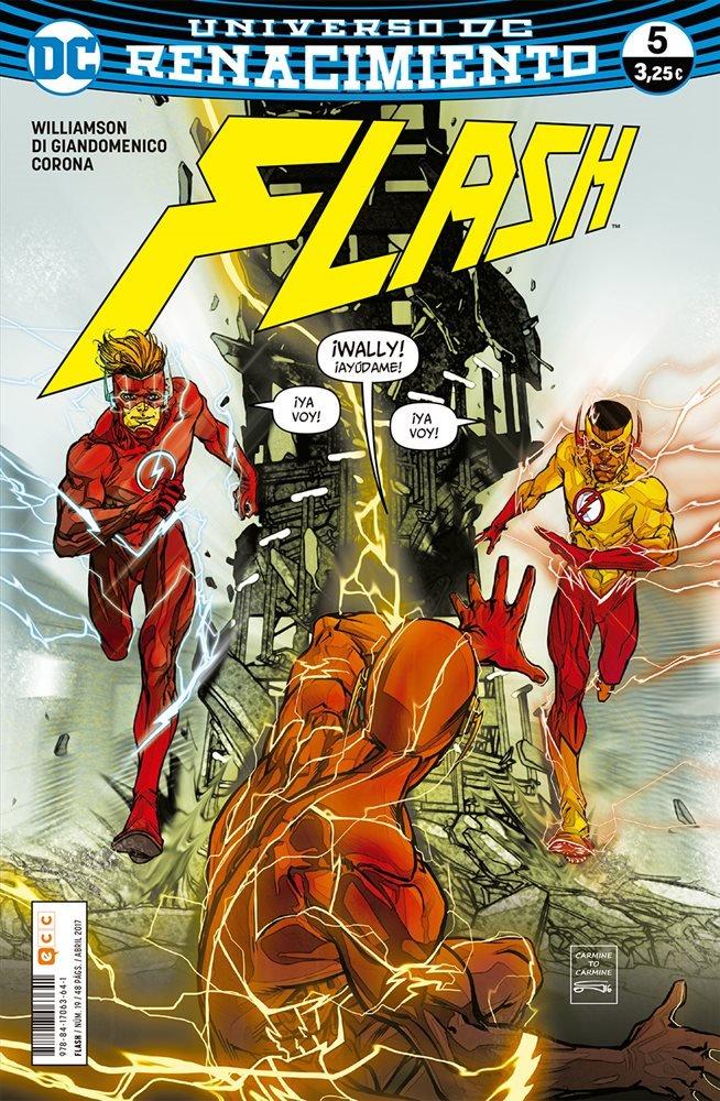 Flash. Nuevo Universo DC / Renacimiento #19