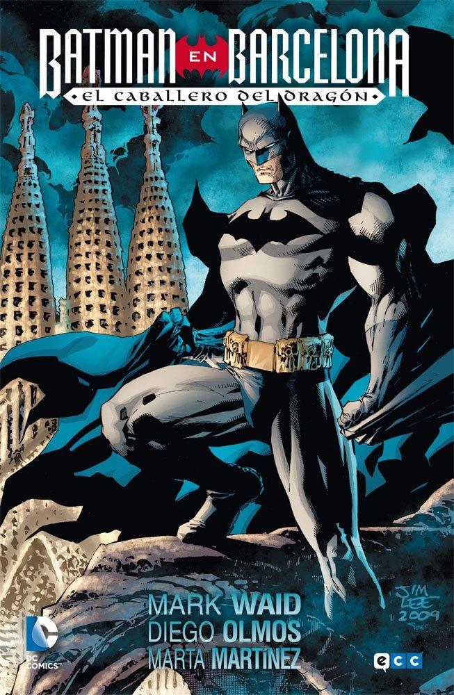 Batman en Barcelona. El Caballero del Dragón