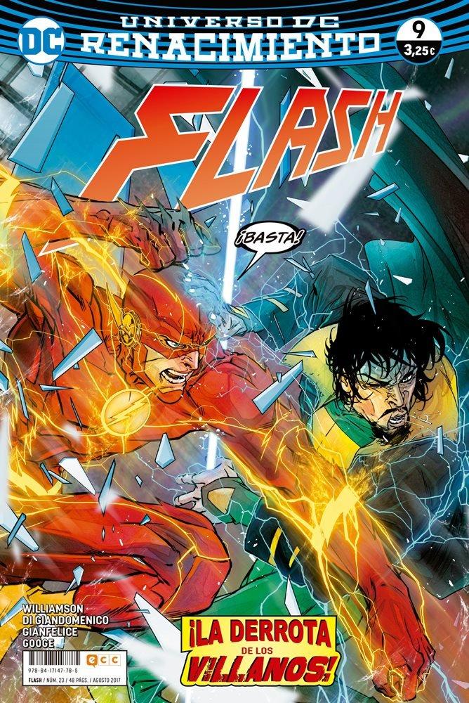Flash. Nuevo Universo DC / Renacimiento #23
