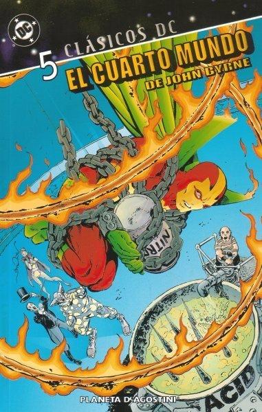 El Cuarto Mundo de John Byrne. Clásicos DC #5 (Planeta Cómic)