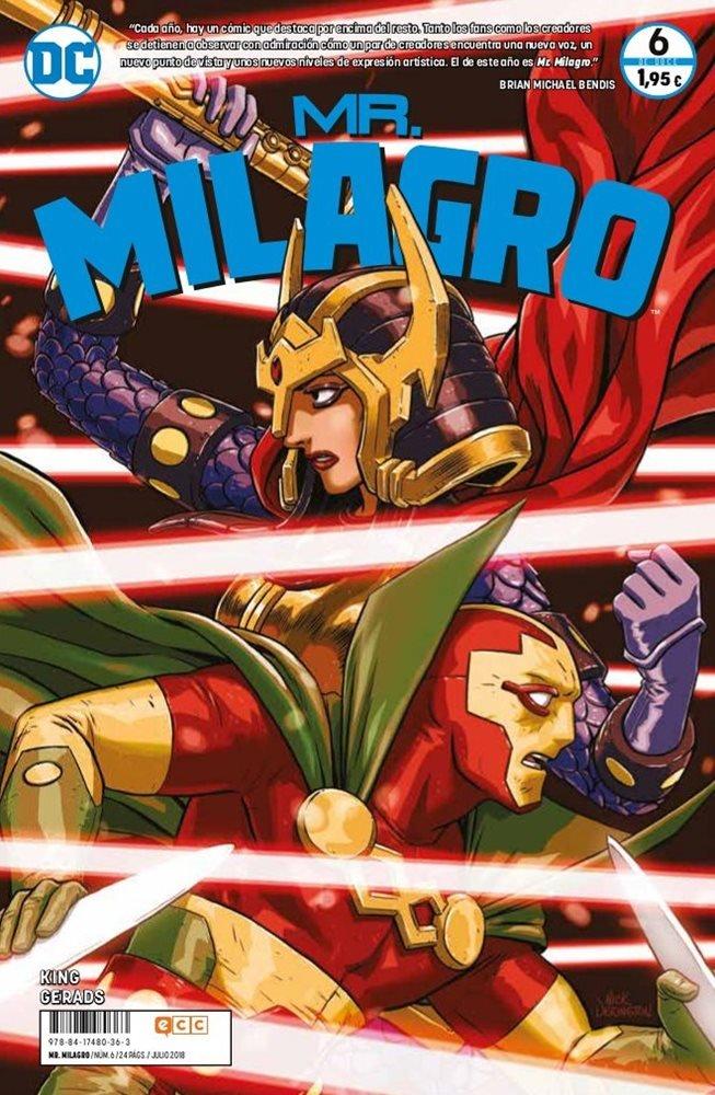 Mr. Milagro #6
