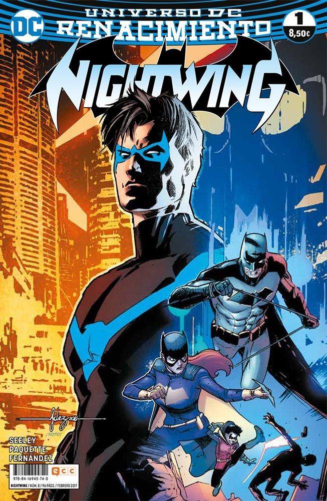 Nightwing. Renacimiento #1