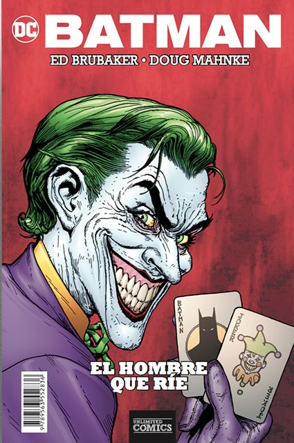 Batman. El hombre que ríe