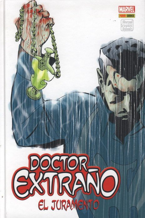 Doctor Extraño: El Juramento (2008). Marvel Graphic Novels