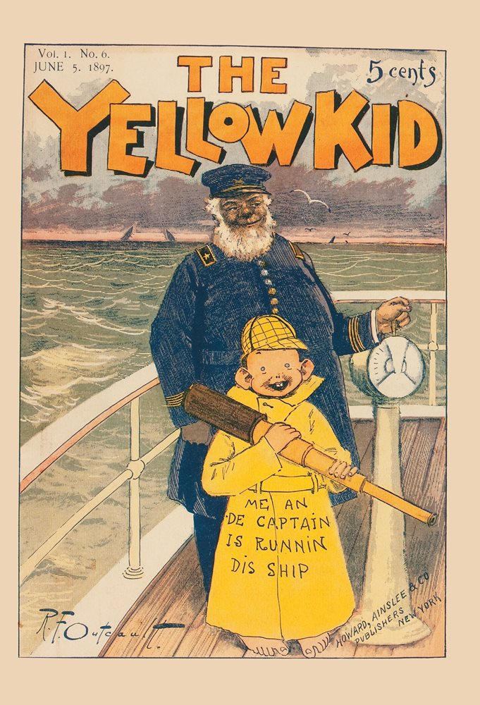 The Yellow Kid #6 (Howard, Ainslee & Co.)