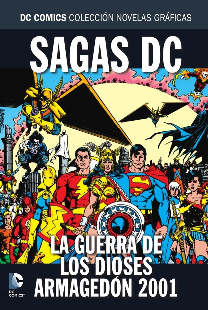 1 - [DC - Salvat] La Colección de Novelas Gráficas de DC Comics  - Página 12 39bc14bd6efe4daca5e48e1f12661e21