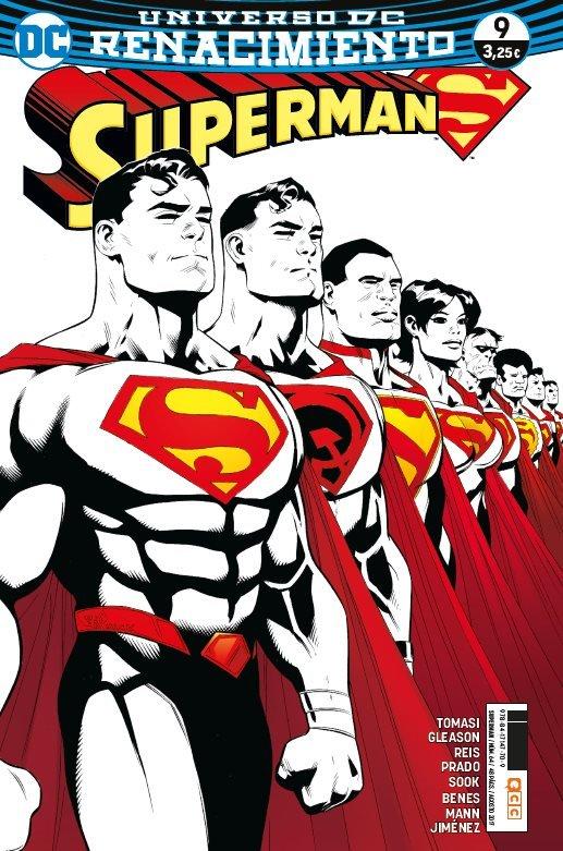 Superman. Nuevo Universo DC / Renacimiento #64