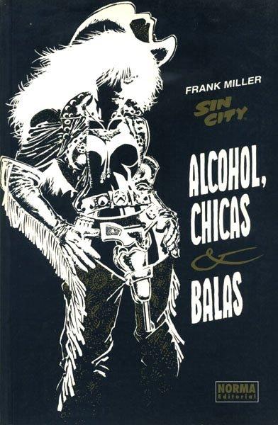 c5970b5db4 Sin City. Alcohol, chicas y balas (Norma Editorial)