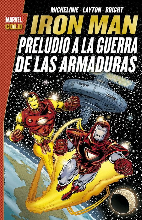 Iron Man. Marvel Gold #13