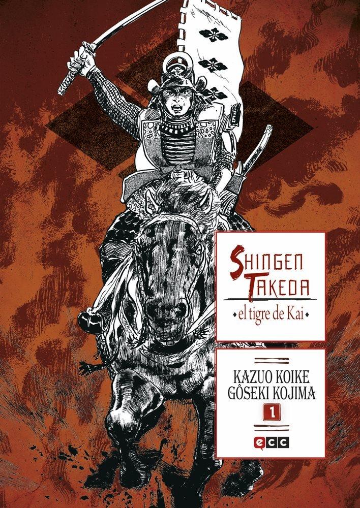 Shingen Takeda, el tigre de Kai #1