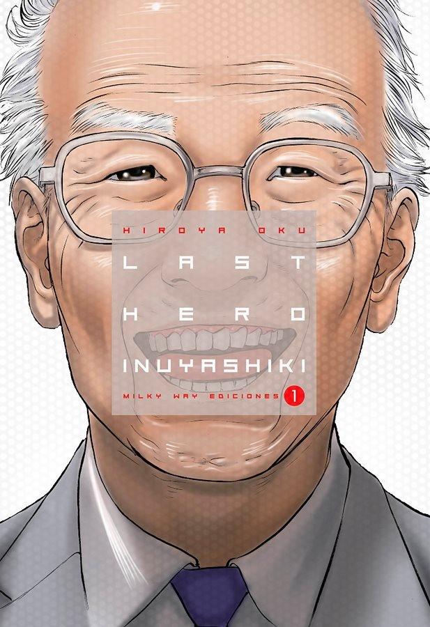 Last Hero Inuyashiki #1