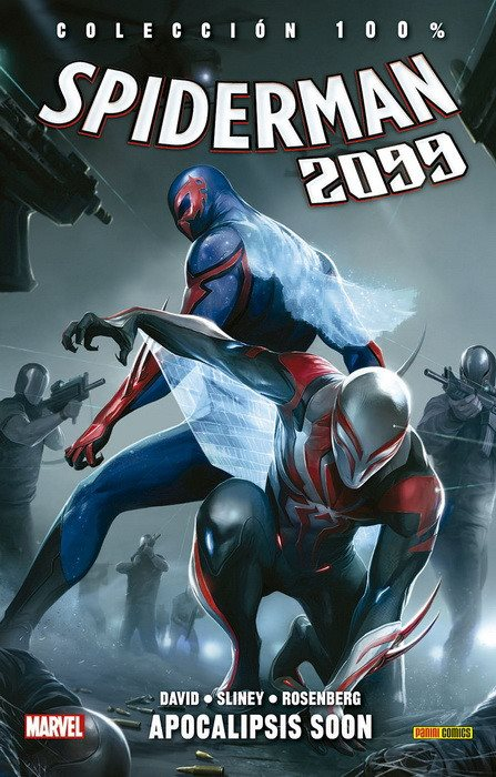 Spiderman 2099. 100% Marvel (2015-2018) #6