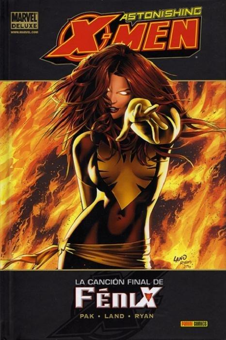 Astonishing X-Men. La canción final de Fénix. Marvel Deluxe