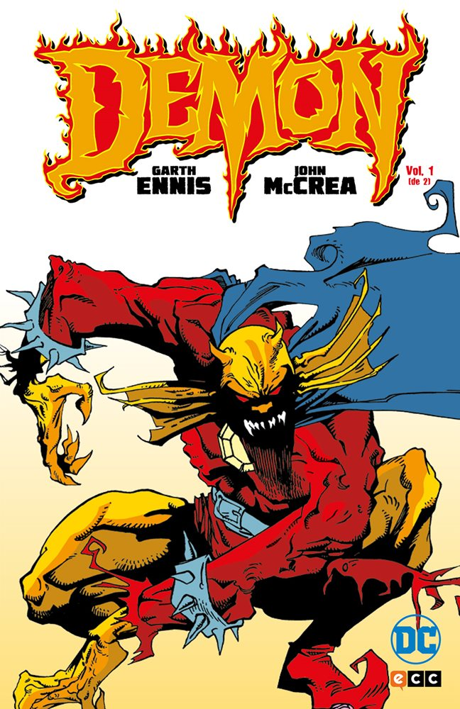 Demon de Garth Ennis #1
