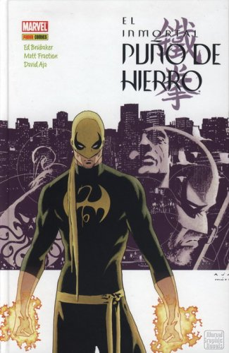 El Inmortal Puño de Hierro (2008-2011). Marvel Graphics Novels #1