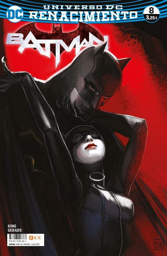 Batman: Nuevo Universo DC / Renacimiento #63