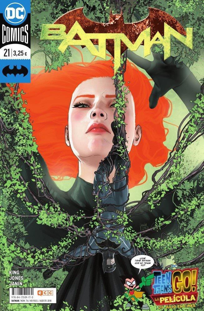 Batman: Nuevo Universo DC / Renacimiento #76
