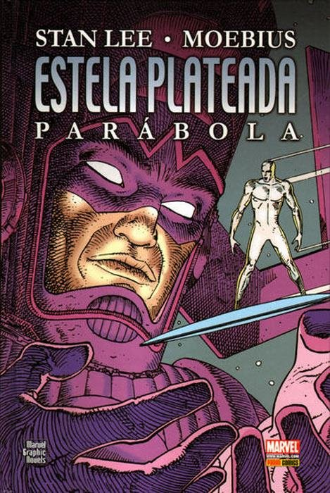 Estela Plateada: Parábola. Marvel Graphic Novels