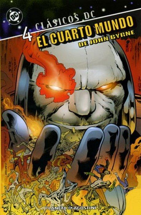 El Cuarto Mundo de John Byrne. Clásicos DC #4 (Planeta Cómic)