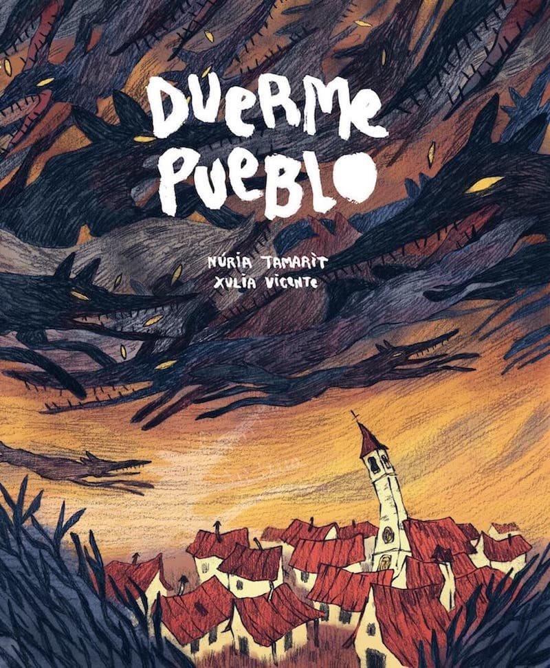 Duerme pueblo (Ediciones La Cúpula)