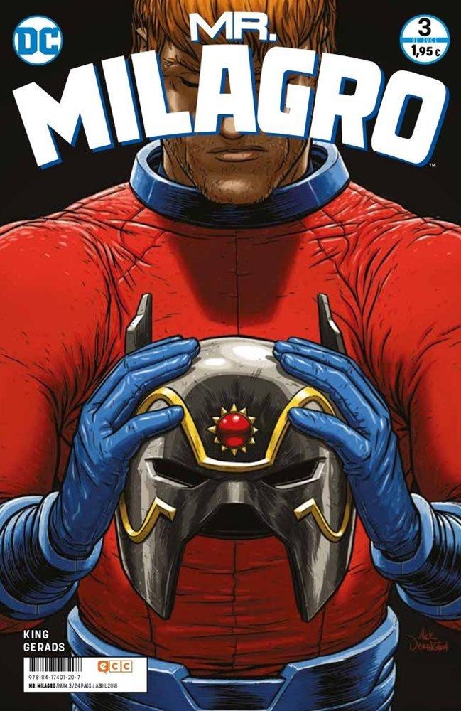 Mr. Milagro #3
