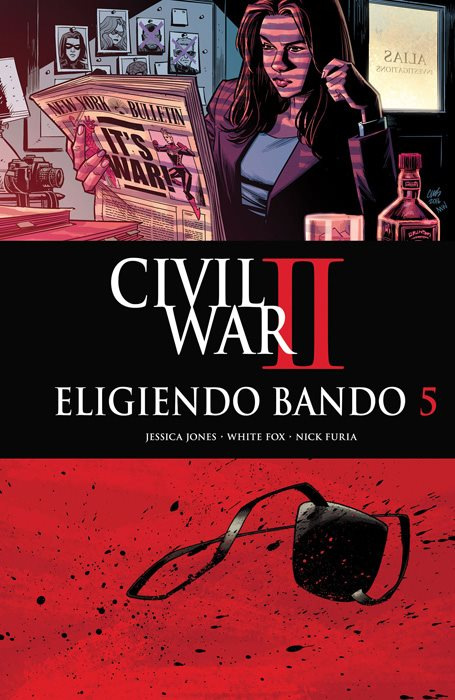Civil War II. Eligiendo bando #5
