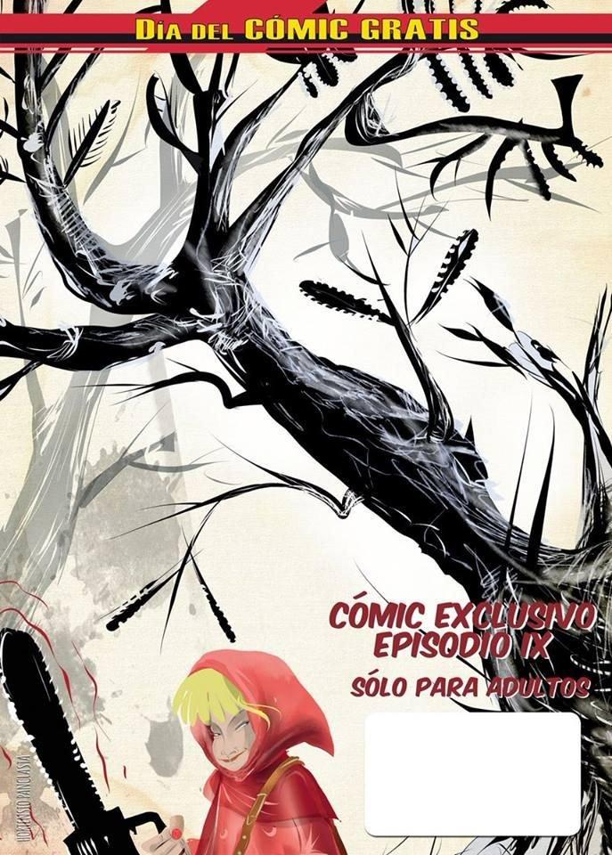 Episodio IX. Sólo para adultos. Comic Exclusivo del Día del Cómic ...