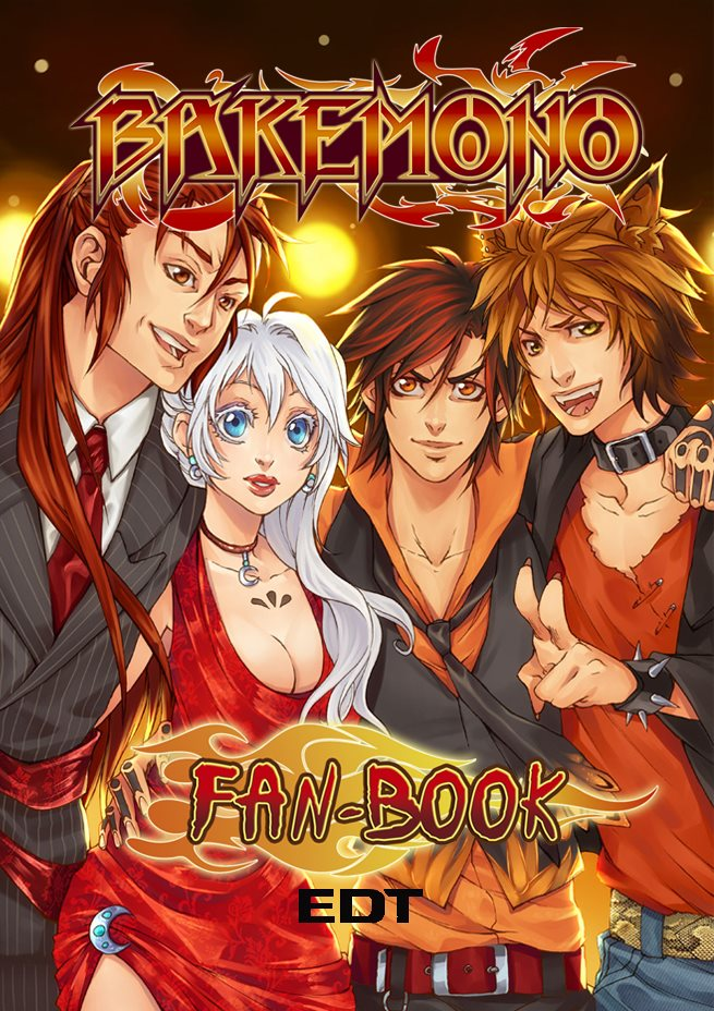 Bakemono Fanbook